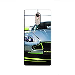 Cover It Up - AM Vantage GT8 Green Gionee S6s Hard Case
