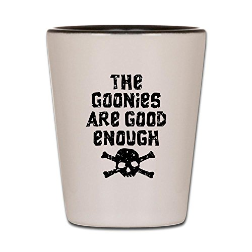 CafePress - The Goonies??? - Shot Glass, Unique and Funny Shot Glass