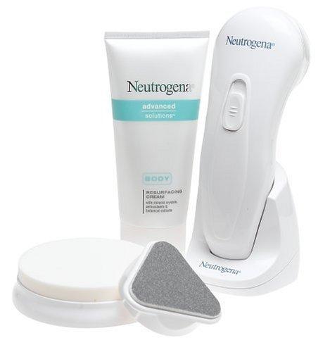 Neutrogena Advanced Solutions MicroDermabrasion Body System