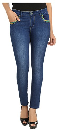 Fashion Cult Women #39;s Slim Fit Jeans