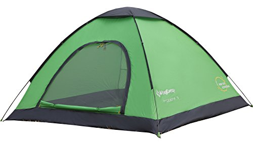 KingCamp Modena 3-Person Light Instant Pop-Up Single Layer Leisure Tent
