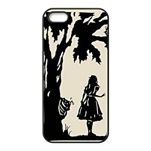 Alice anime cartoon Cell Phone Case for iPhone 5S