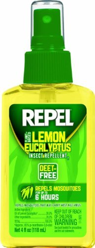 (Repel Lemon Eucalyptus Insect Repellent 4 fl oz)