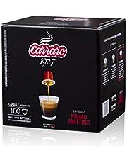 Caffè Carraro, Primo Mattino, Compatibili Nespresso