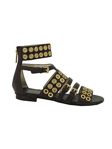 Michael Kors Mujer sandalias romanas marrón