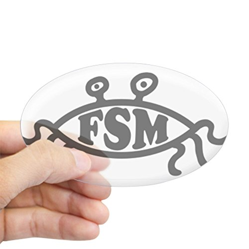 spaghetti monster sticker - 8