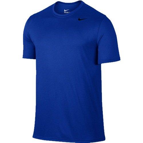 Nike Men's Legend 2.0 Short Sleeve Tee Game Royal/Black/Black MD