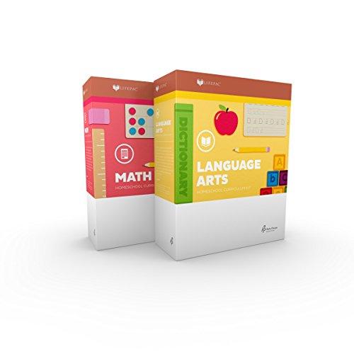 Kindergarten Lifepac 2-subject Set (AOP Lifepac) (Best Curriculum For Kindergarten)