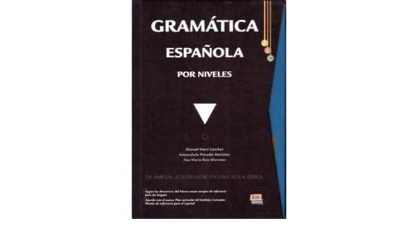 Amazon gramática española por niveles