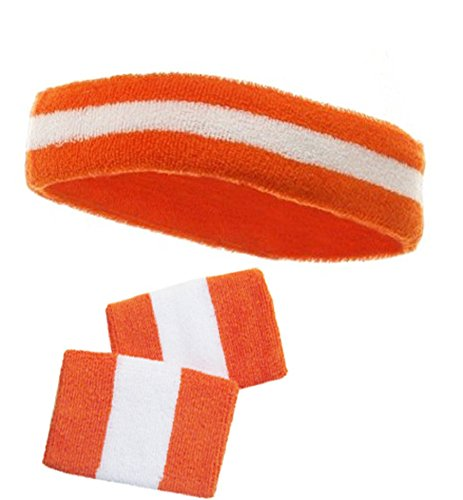 Flint Tropics Semi-pro Jackie Moon Headband & Wristbands