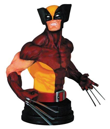 (Gentle Giant Studios Wolverine Mini Bust)
