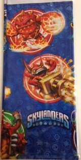 AMSCAN Skylanders Plastic Table Cover, 1 Count