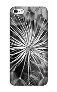 Hard Plastic Iphone 5c Case Back Cover, Hot Dandelion Case For Christmas's Perfect Gift
