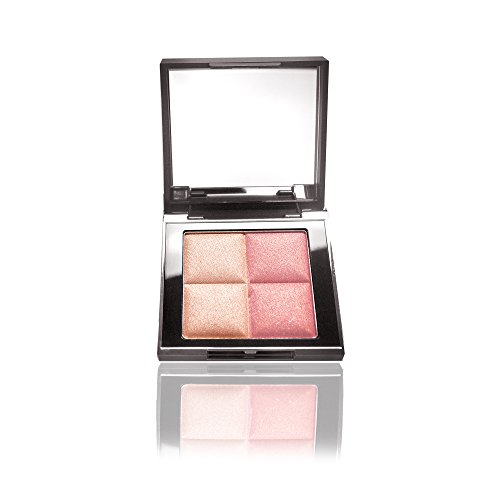 (Vasanti See the light Highlighter Duo in Earth Angel - Highlighter for Face and Eyes Perfect for all Skin Tones - Paraben)