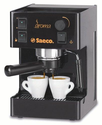 Amazon.com: Saeco 30013 aroma tradicionales Espresso machine ...