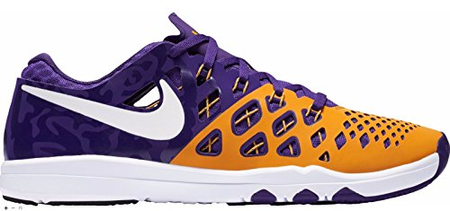 Nike Train Speed ​�? Herren Trainings- / Laufschuh Universität Gold / Weiß / Lila