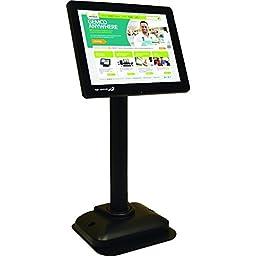 Logic Controls LCD Pole Display LV4000U
