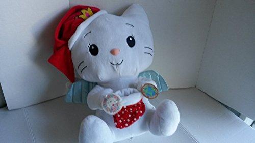 Large Yuko Shimizu ANGEL CAT SUGAR Kitty Christmas Holiday PLUSH 18 - Angel Kitty Cat