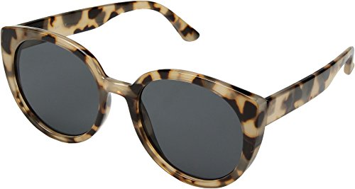 San Diego Hat Company Women's Plastic Round Shape Sunglasses Tortoise One - Company Sunglass The