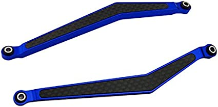 Hot Racing RRT55U06 Upper CNC Aluminum Ladder Bar Rr10 Wraith Ridgecrest