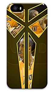 FUNKthing LA Lakers Kobe Bryant PC Hard new Case For Iphone 5/5S Cover