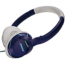 Bose SoundTrue Headphones On-Ear Style, Purple/Mint (Discontinued by Manufacturer)