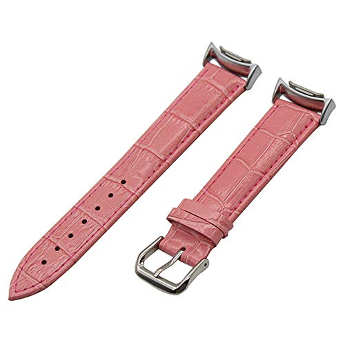 Jewh Genuine Leather Watch Band with Adapters for Samsung Gear S2 - SM-R720 /