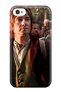 Sanp On Case Cover Protector For Iphone 4/4s (the Hobbit)