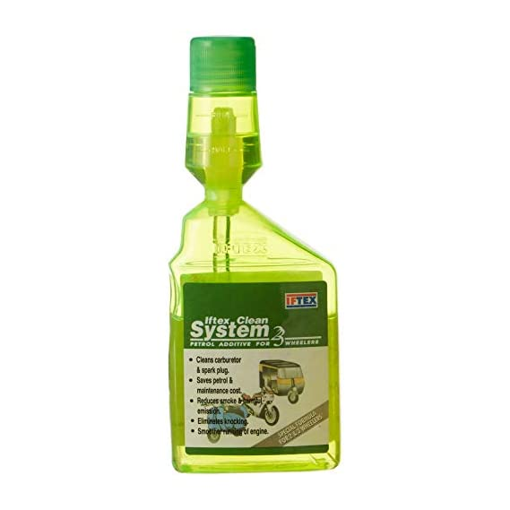 Iftex - Iftex_3 Clean System 2/3 for Scooters and Bikes (100 ml)