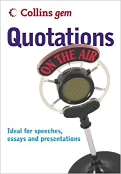 Book Quotations (Collins Gem)