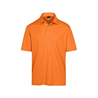 Greg norman mens ml75 tonal stripe polo for Greg norman ml75 shirts