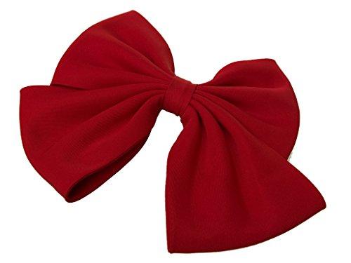 ICEMPs Cosplay Costume Accessory Sailor Venus Aino Minako Red Bowknot Head Dress