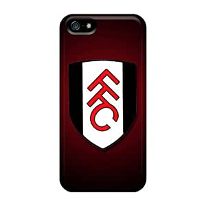 Fashionable SSv20149fMzF Iphone 5/5s Cases Covers For Fulham Fc Protective Cases