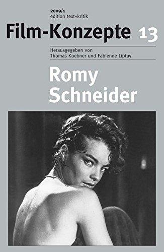 Romy Schneider (Film-Konzepte 13)