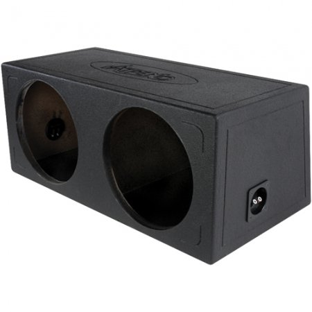 Atrend TL-10DM Atrend Series 10-Inch Dual Medium Sealed Enclosure (Discontinued by Manufacturer)