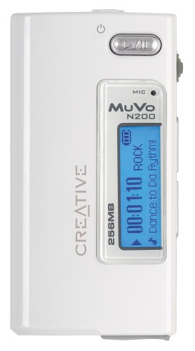CREATIVE NOMAD MUVO MICRO N200 DRIVERS FOR WINDOWS MAC