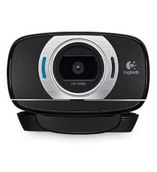 Logitech C615 1920 x 1080Pixeles USB 2.0 Negro - Webcam (1920 x 1080  Pixeles,. Haz clic para obtener una vista ampliada