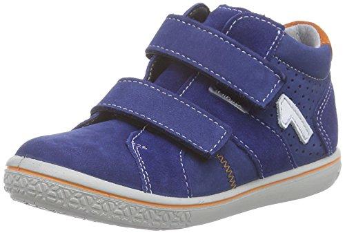 Ricosta Laif - zapatillas deportivas altas de piel niño Azul - Blau (tinte 161)