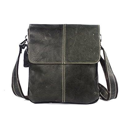 Genuine Leather Men Bag Fashion Leather Crossbody Bag Shoulder Men Messenger  Bags Designer Handbags Man Bags bda87bb0ca