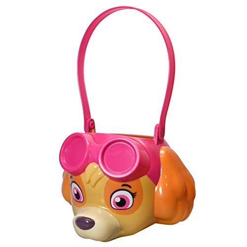 Character Figural Paw Patrol Basket- Skye Girls Pink Bucket