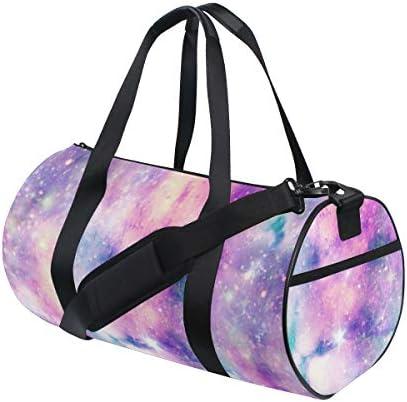 ボストンバッグ 星空 銀河 色 ジムバッグ ガーメントバッグ メンズ 大容量 防水 バッグ ビジネス コンパクト スーツバッグ ダッフルバッグ 出張 旅行 キャリーオンバッグ 2WAY 男女兼用