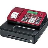 CASIO SE-S100SC-RD SnglTape Thrm Prnt CashReg Red Casio SE-S100SC-RD - Sngltape Thrm Printer Cashreg Red Se-s100sc-rd
