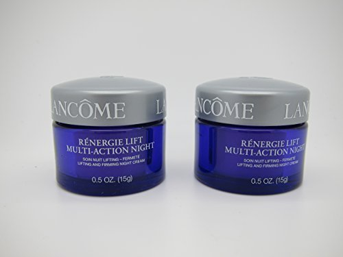 (Renergie Lift Multi-action Lifting and Firming Night Cream 0.5oz/15g (2pcs) by Brand New)