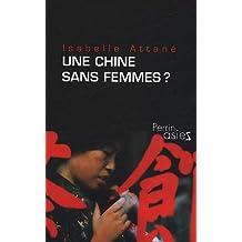 Chine sans femmes -une