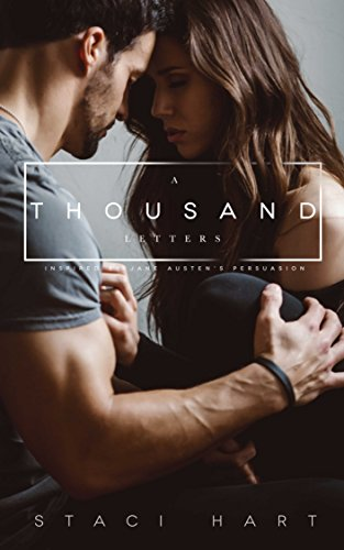 A Thousand Letters by [Hart, Staci]