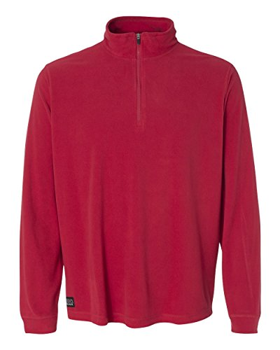 - Dri-Duck Element 1/4-Zip Nano Fleece Pullover. 7396 - Medium - Red