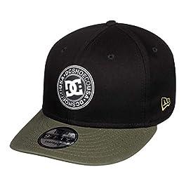 DC Shoes Speed Demon – Snapback Cap for Men – Snapback Cap – Men Black