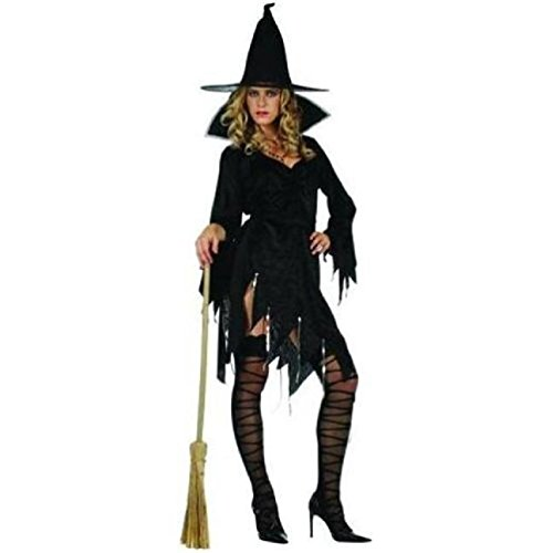 Witchy Witch Womens Halloween Costume Rg Costumes Hot Sexy Cute Witch -