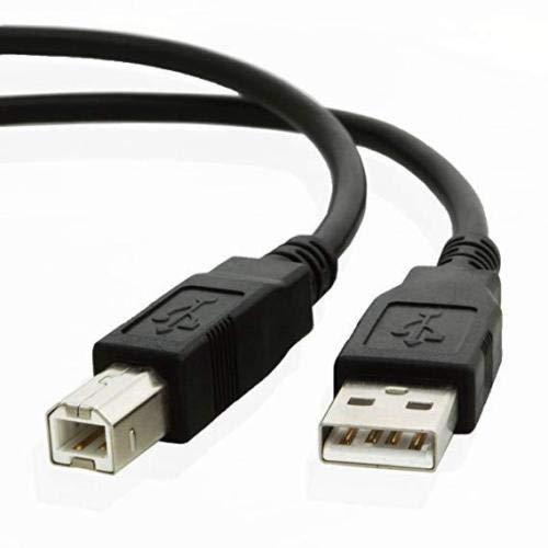 6ft Cable Cord for Samson C01U C01UCW USB Studio Condenser Microphone MIC ()