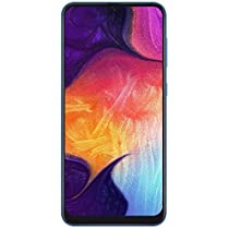 Samsung A50| Extra Rs1000 off on Exchange| 25+8+5MP Triple Camera| 4000 mAH Battery | On Screen Finger Print Sensor | FHD+ Display | No Cost EMI